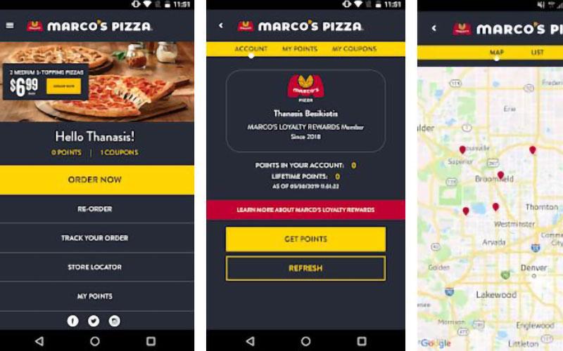 Marco's App